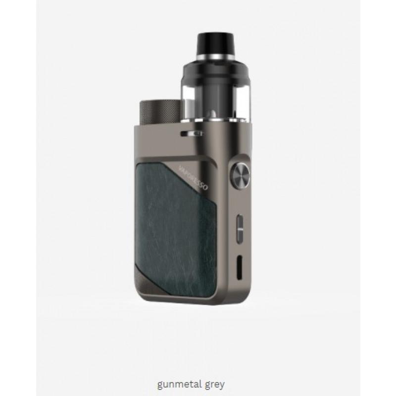 Vaporesso Swag PX80 Kit Ansicht Gunmetal Grey