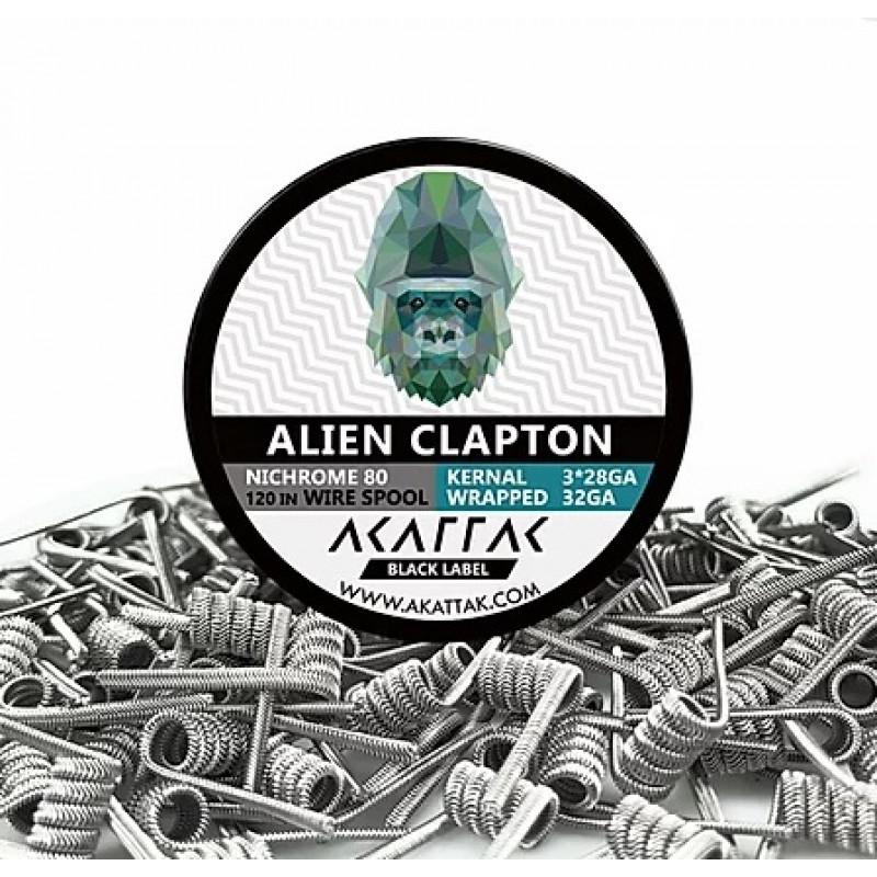 Akattak Alien Clapton Ni80 Ansicht Draht