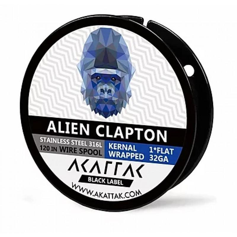 Akattak Alien Clapton SS316L