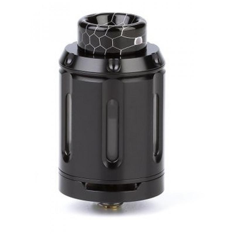 Squid Industries Peacemaker RTA 28mm Dual Coil Ansicht schwarz