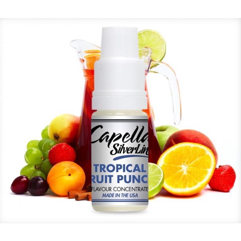 Capella Tropical Fruit Punch