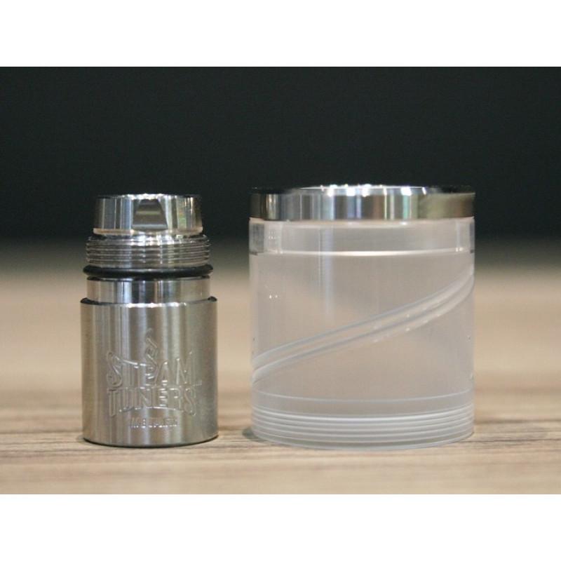Steamtuners Kayfun Lite 24mm Top Fill Kit Ansicht Lieferumfang