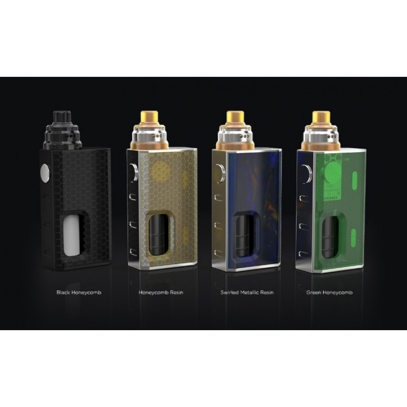 Wismec Luxotic BF Box Farbauswahl