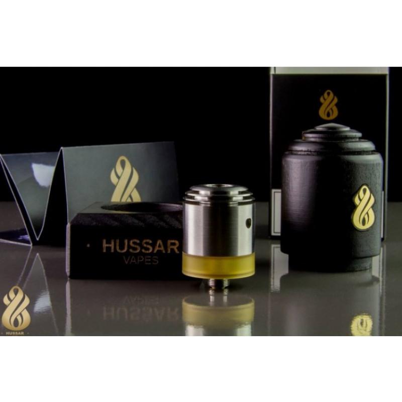 Hussar Vapes Hussar RDTA+ Lieferumfang