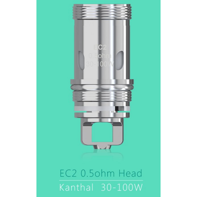 Eleaf EC2 Coils 0,5 Ohm
