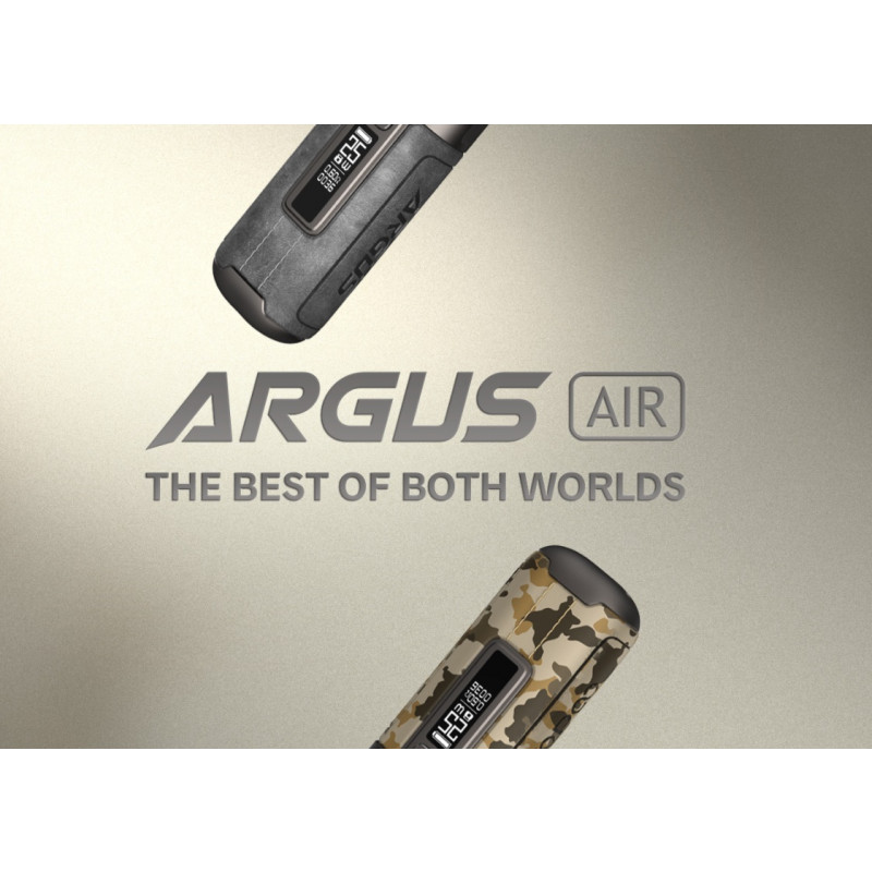 Voopoo Argus Air Intro