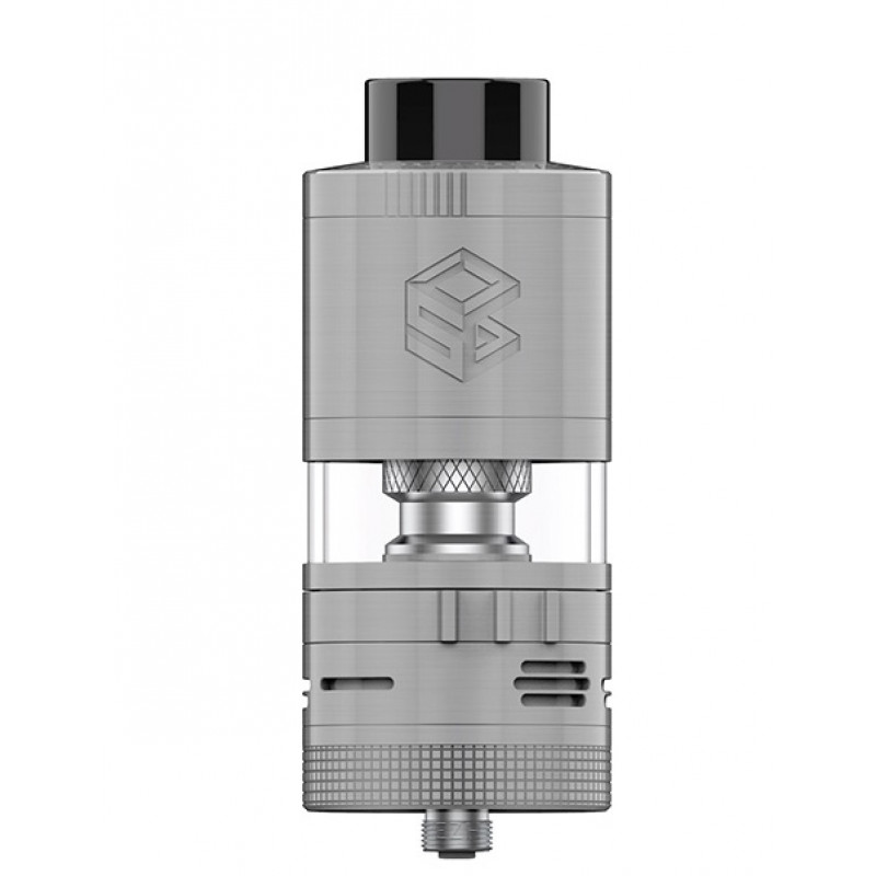 Steam Crave Aromamizer Plus V2 RDTA Advanced Kit Ansicht Edelstahl