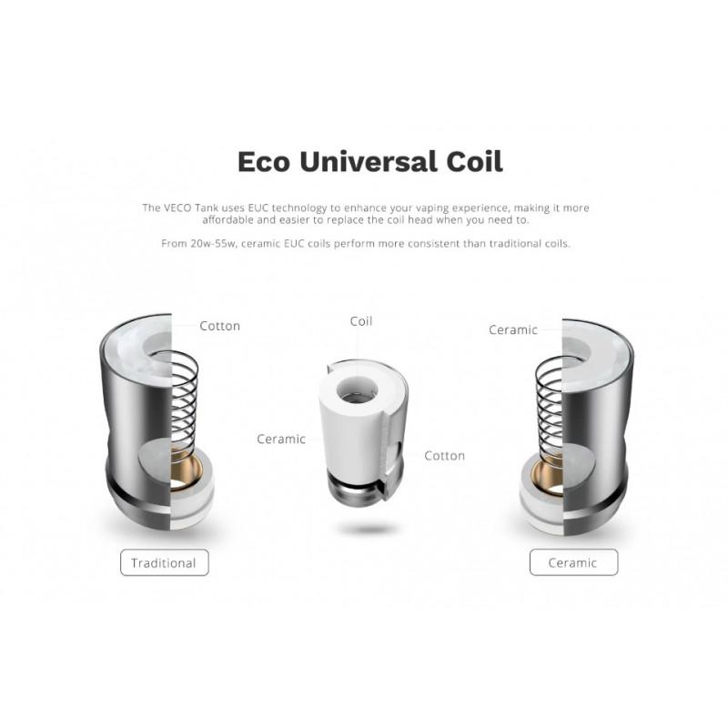 Vaporesso Tarot Nano Kit EUC Coils
