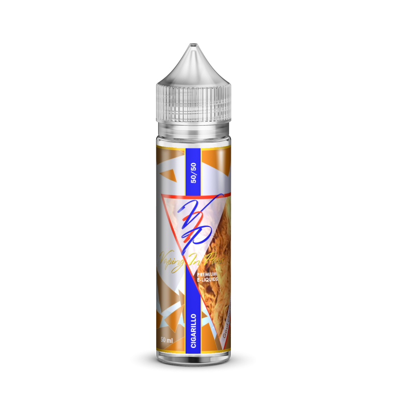 Vaping in Paris Cigarillo Flasche