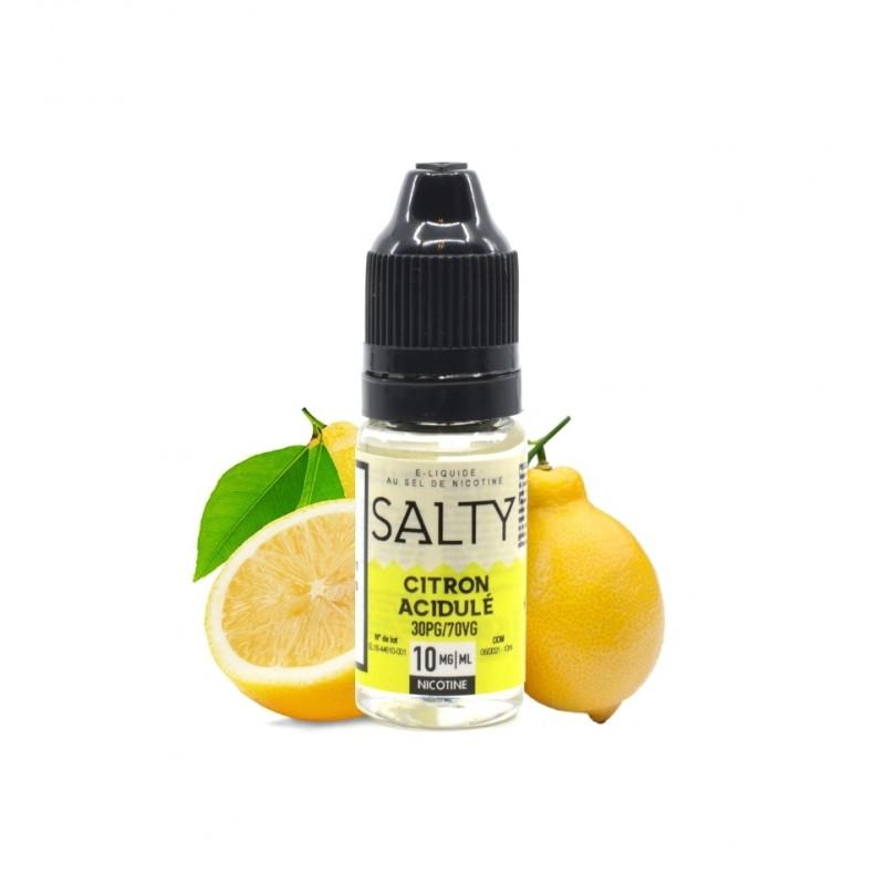 SALTY Citrone Acidulé