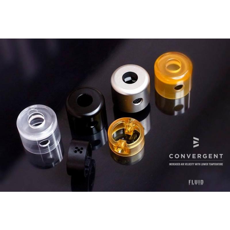 Fluid Mods Mechanics Convergent RDA Top Ansicht