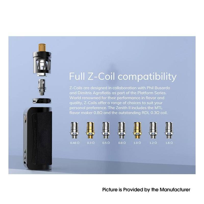 Innokin Coolfire Z80 Kit coils