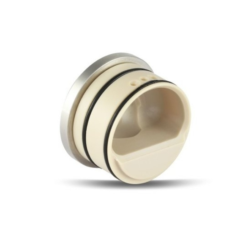 Steampipes Corona V8 MTL Deluxe Top Cap Innenansicht