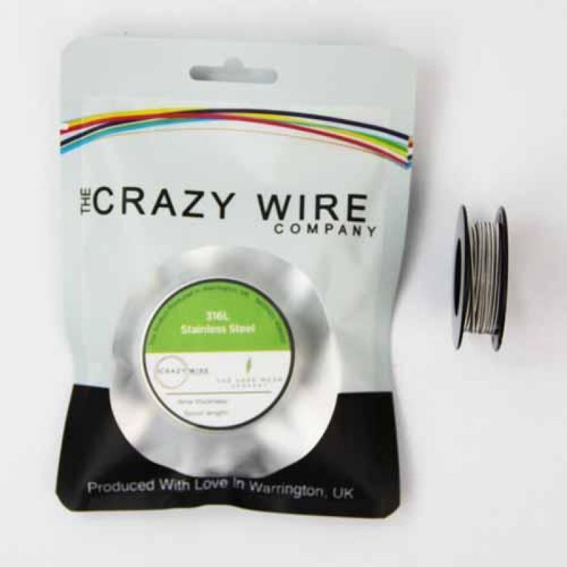 Crazy Wire Alien Clapton SS316L