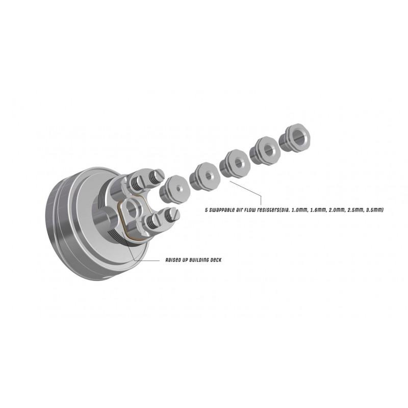 Cthluhu Mod Hastur MTL RTA airflow einsätze