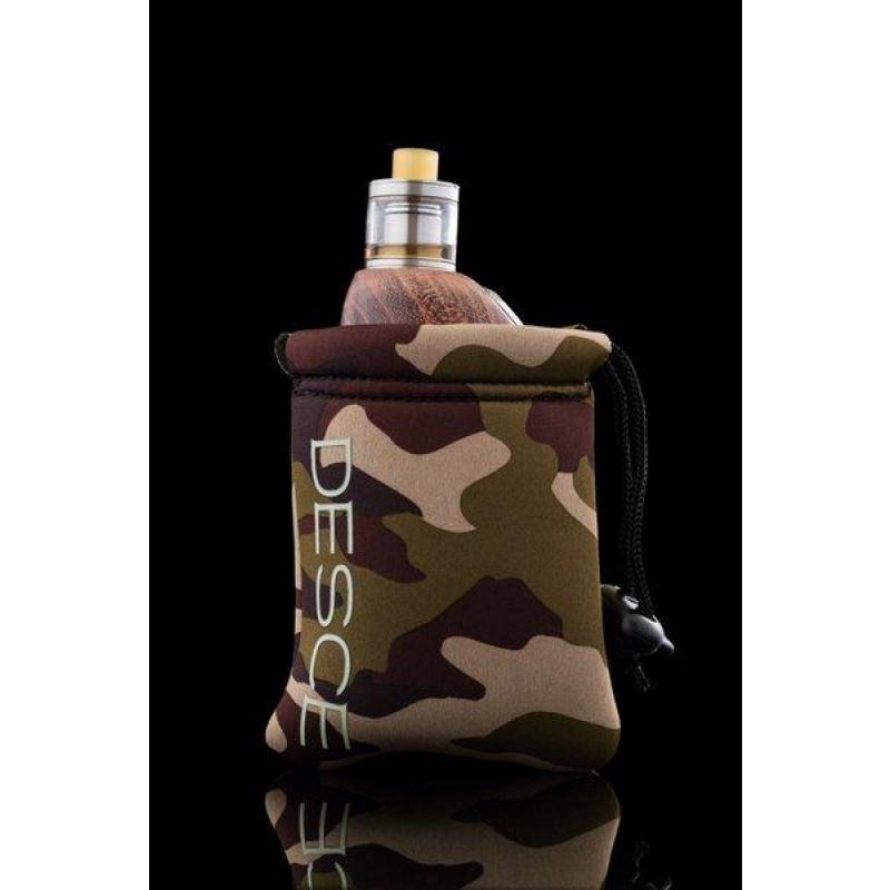 Desce Tank und Mod Bags Camouflage 5