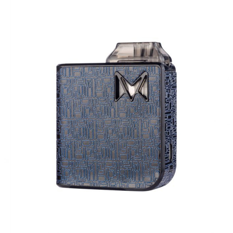 Smoking Vapor Mi-Pod Digital Blue vorne