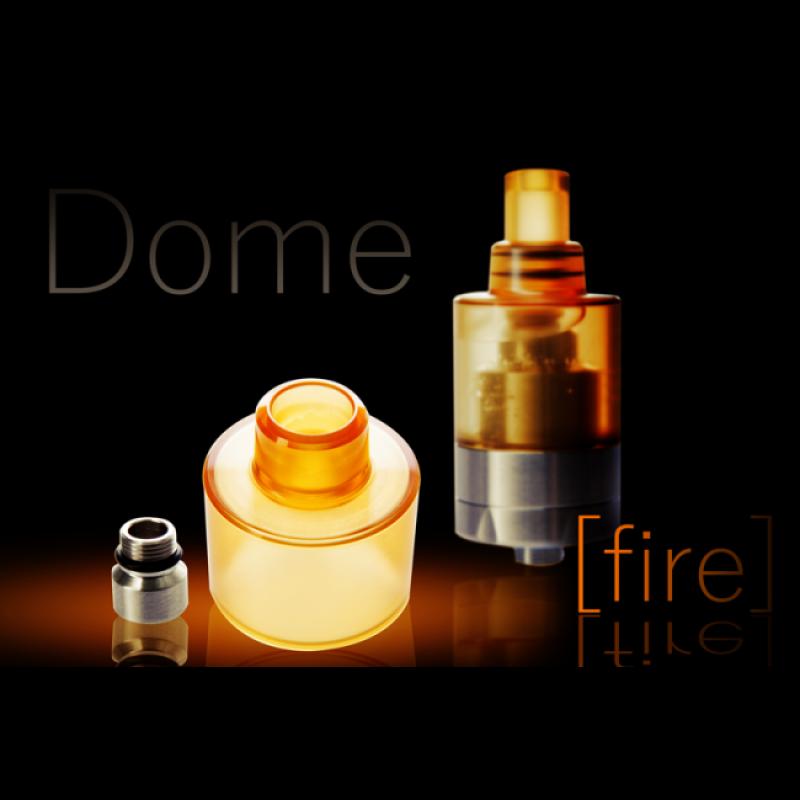Kayfun Lite Dome Ansicht Fire
