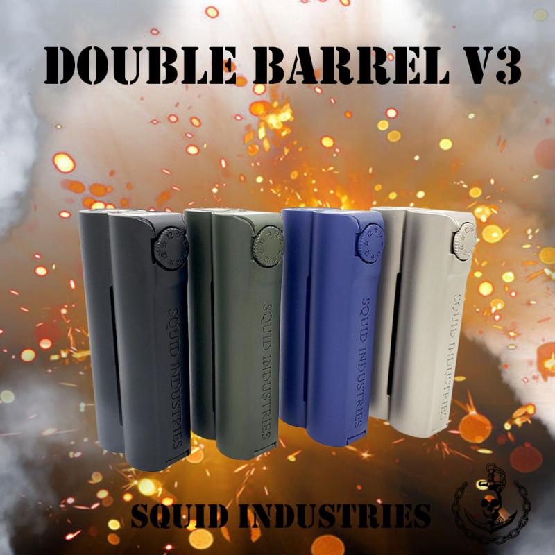 Squid Industries Double Barrel V3 Farben Ansicht