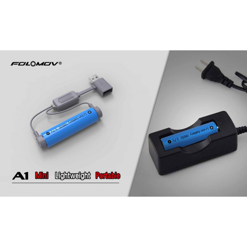 Folomov A1 Magnetic Charger portable