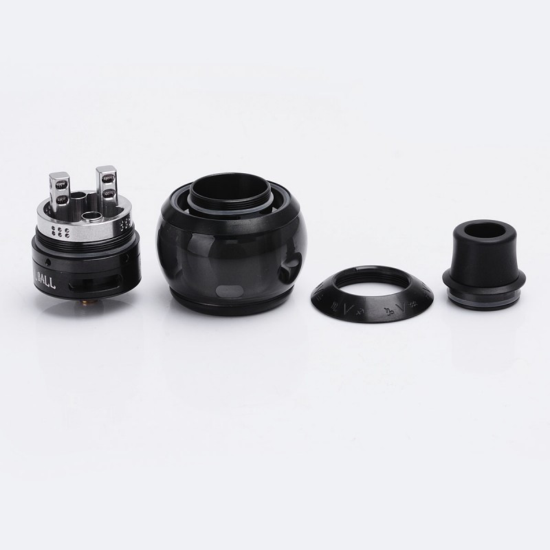 Fumytech Crystal Ball RDTA parts
