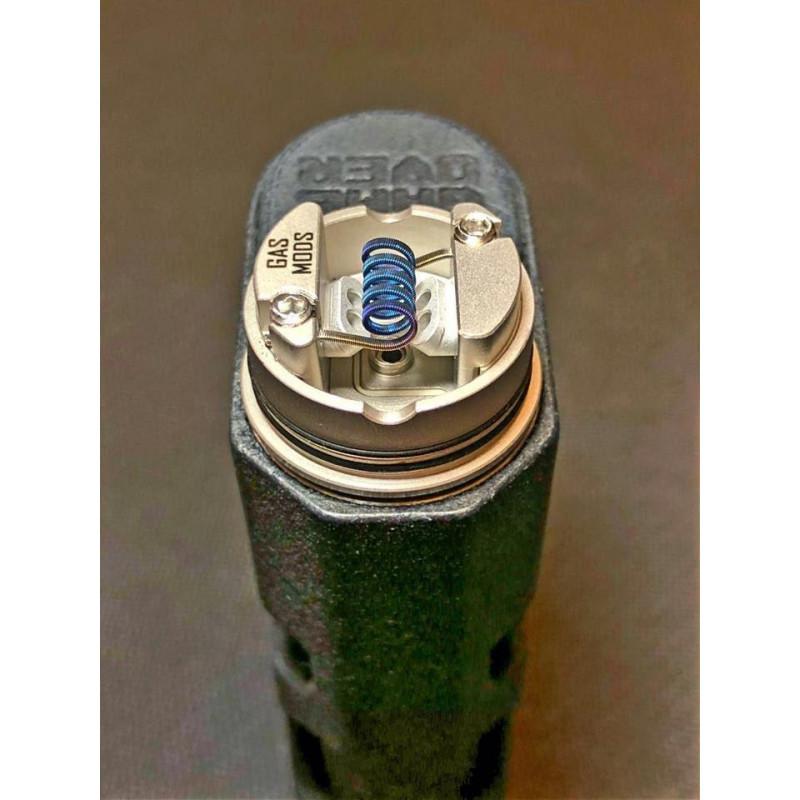 Gas Mods G.R.1 RDA deck und coil