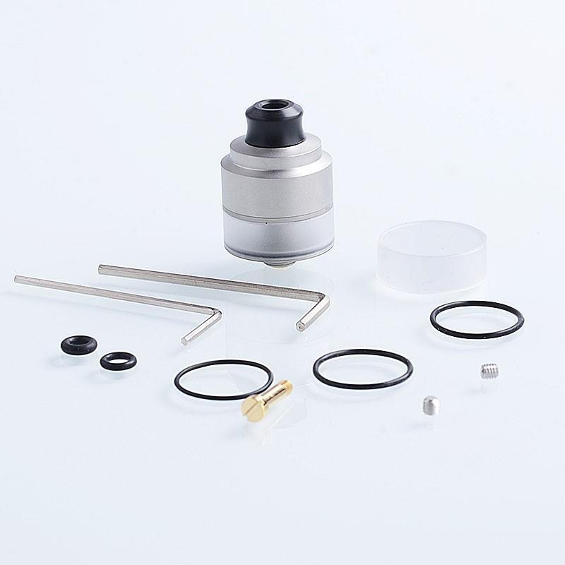 Gas Mods Nixon RDTA V1.0 parts
