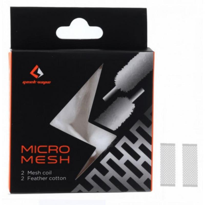 Geekvape Micro Mesh für Zeus X Box