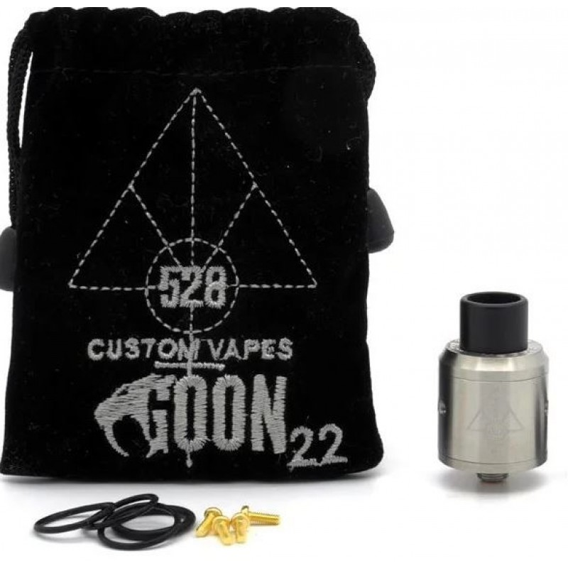 528 Custom Vapes Goon 22mm/24mm