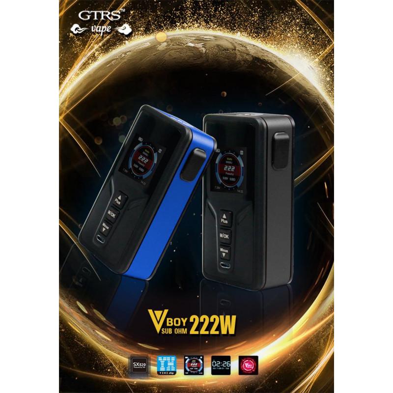 GTRS Tech VBoy 222W Mod
