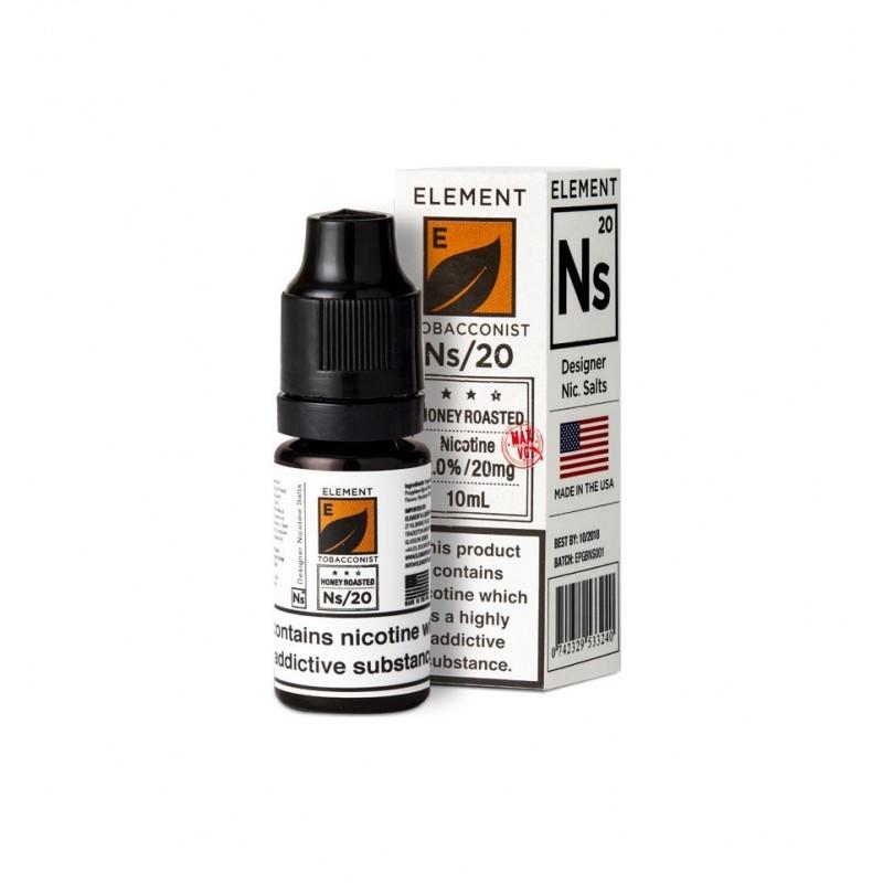 ELEMENT Ns/10/20 Tabacconist Honey Roasted