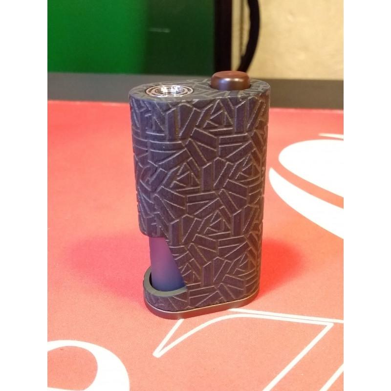 Elcigart Strip Squonker Engraved Cerakote Color 2 Ansicht