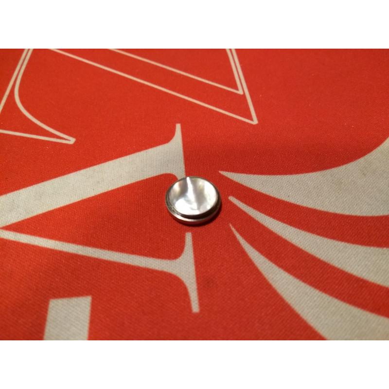 Billet Box Vapor Billet Box Button Abalone