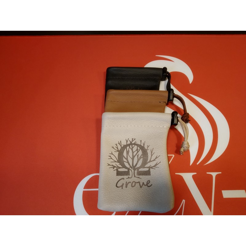 Ohm Grove Leather Bag Small Farben
