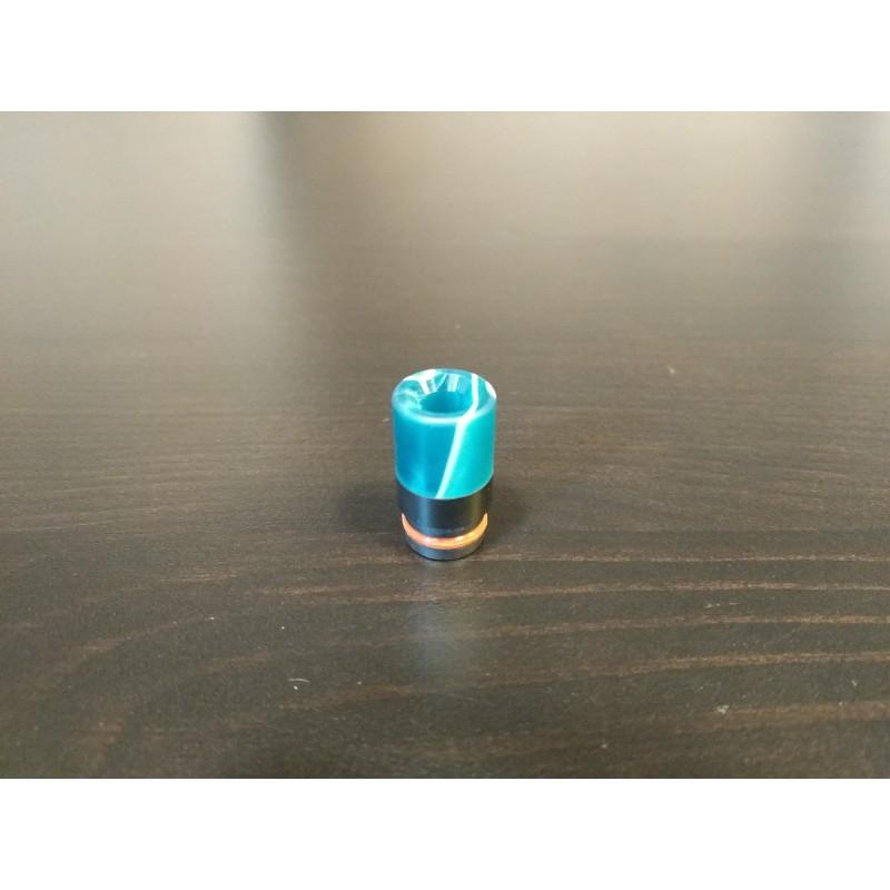 Drip Tips POM-Resin 510 Blau