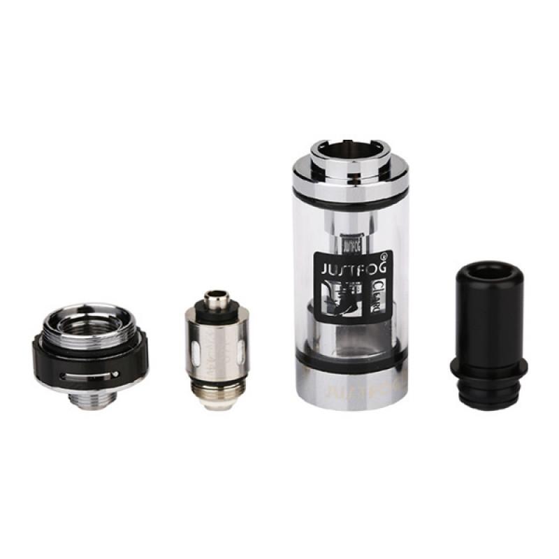 Justfog Q16 Kit parts