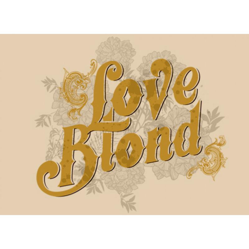 Ben Northon Love Blond Logo