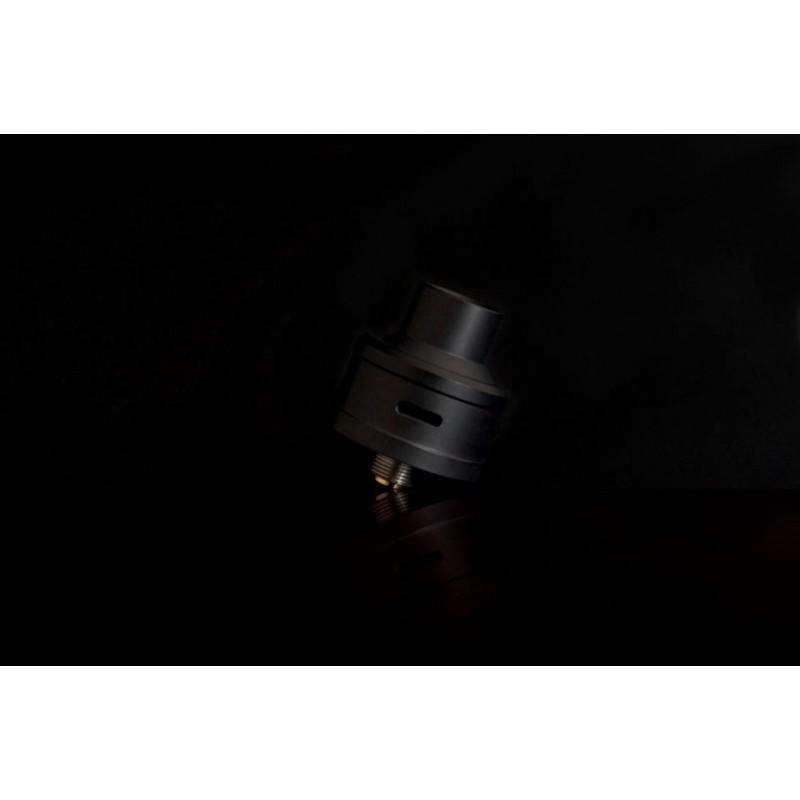 DB Mods Royal Atty Integral Low Pro Cap Black Ultem