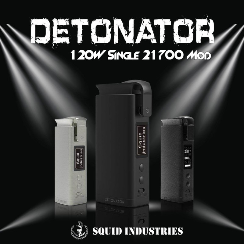 Squid Industries Detonator Intro