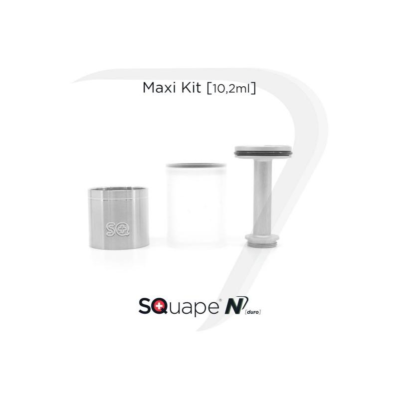 Stattqualm Squape N Maxi Kit 10,2ml Lieferumfang