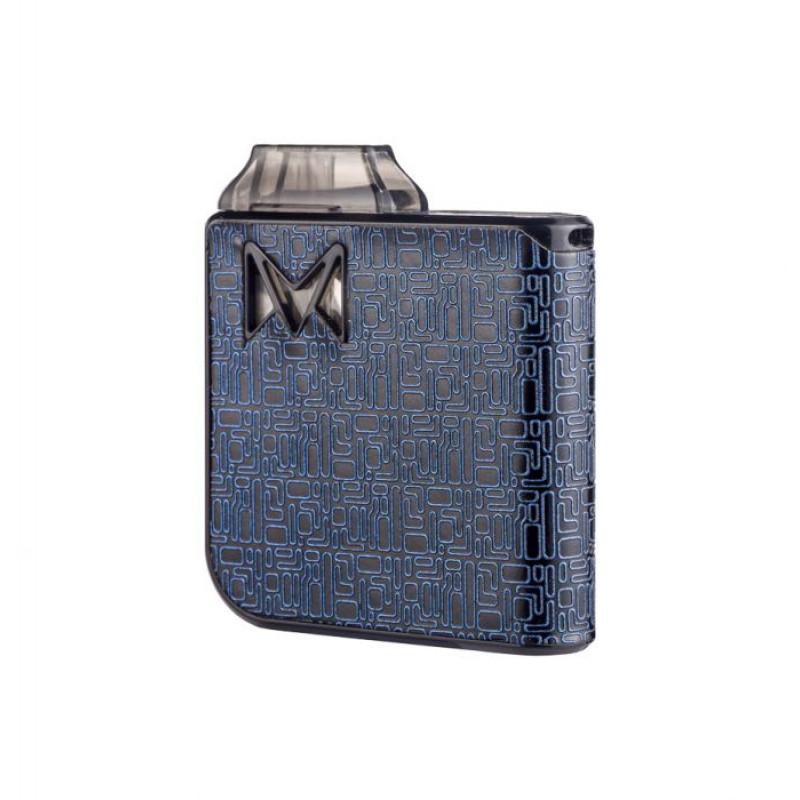 Smoking Vapor Mi-Pod Digital Blue hinten
