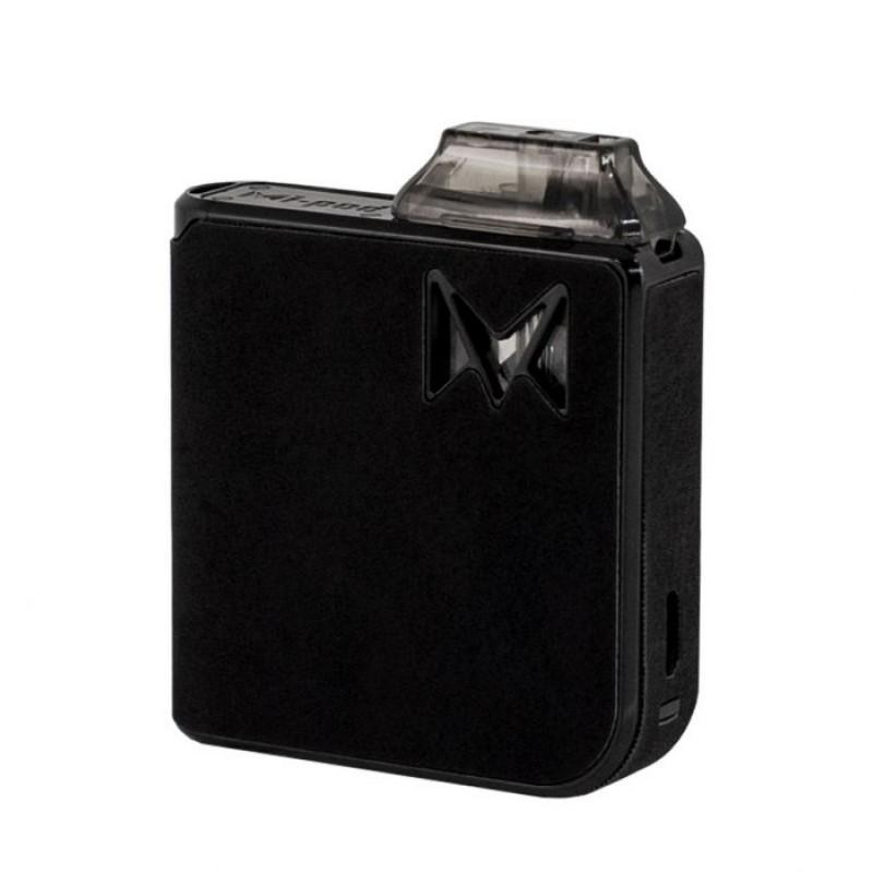Smoking Vapor Mi-Pod Gentlemans Collection Black Suede
