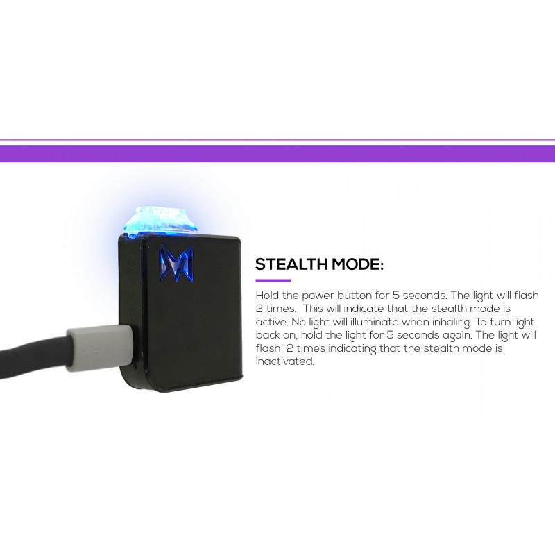 Smoking Vapor Mi-Pod aufladen
