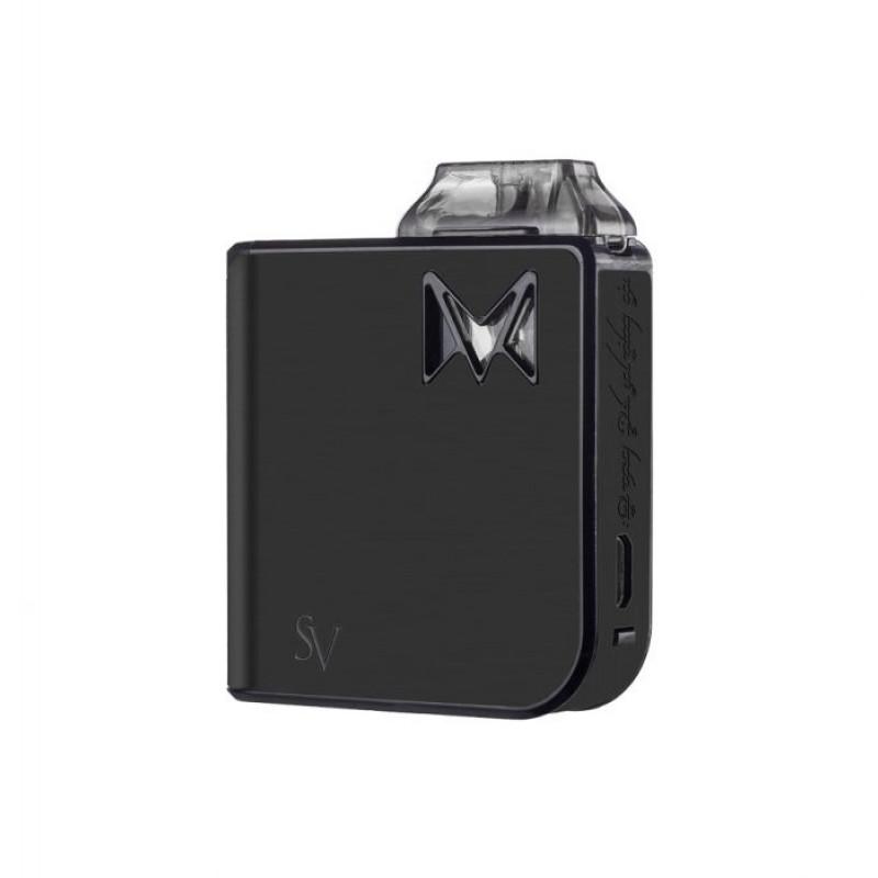 Smoking Vapor Mi-Pod Black Metal