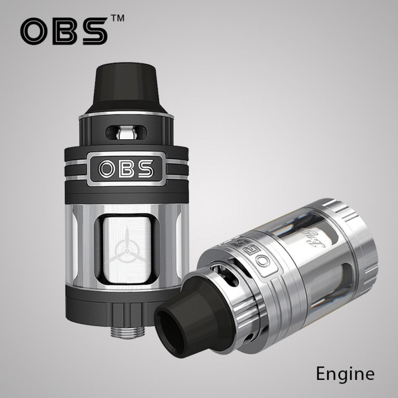 OBS Engine RTA silver and black