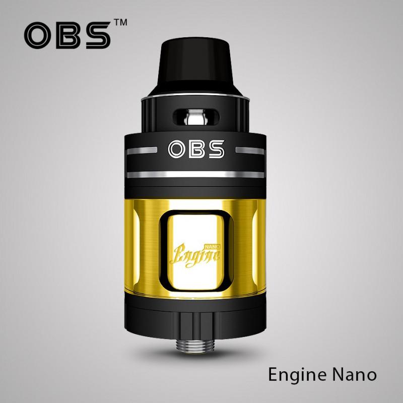 OBS Engine Nano black liquid