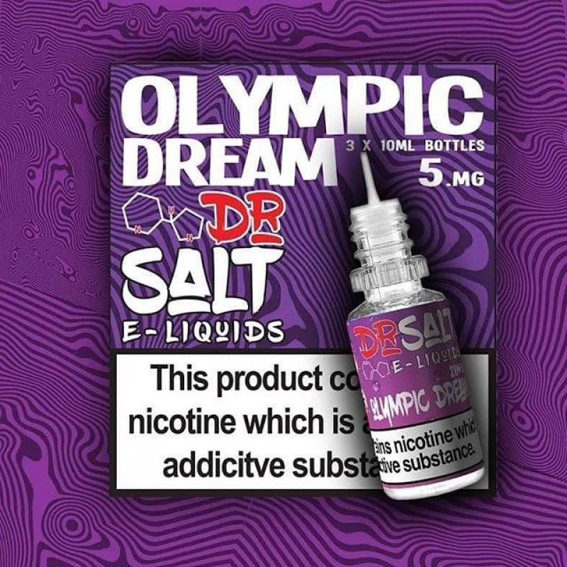 Dr. Salt Olympic Dream box