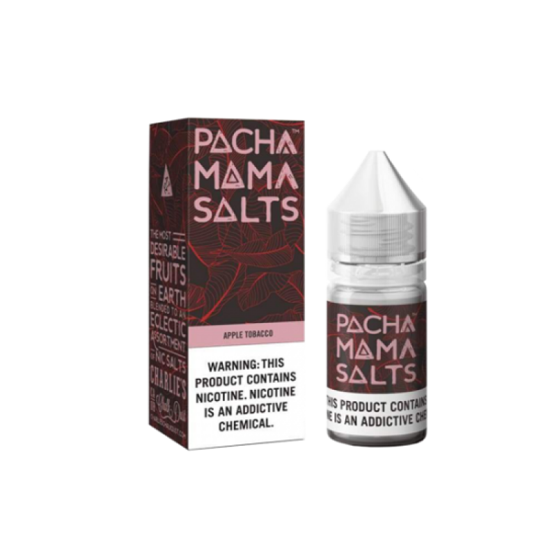 PACHA MAMA Salts Starfruit Grape