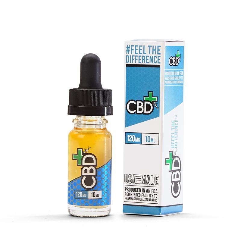 CBDfx CBD Vape Additive 120mg Flasche