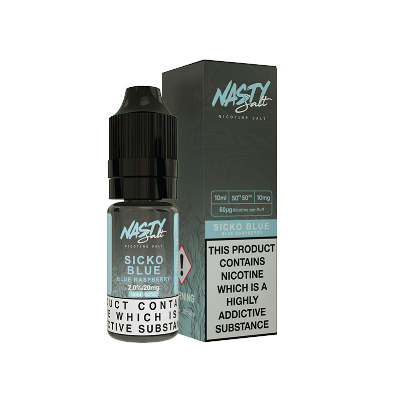 Nasty Juice Sicko Blue Nic Salt